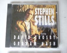 CD STEPHEN STILLS featuring DAVID CROSBY GRAHAM NASH - 1991 DUCHESSE