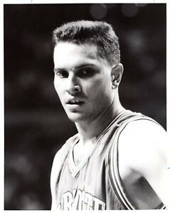 REX CHAPMAN Charlotte Hornets Basketball NBA 8x10 Photo 1991 Betsy Peabody Rowe