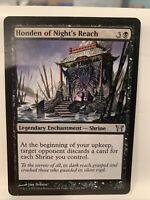 NearMint Magic MTG Honden of Night/'s Reach ~ Eternal Masters