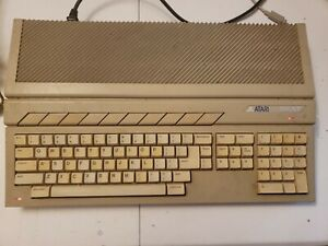 Atari 1040STf 1MB RAM, TOS 1.2 internal floppy UNTESTED AS IS