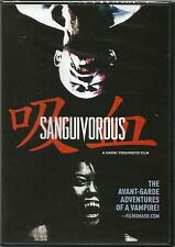 Sanguivorous (DVD, 2013) NEW