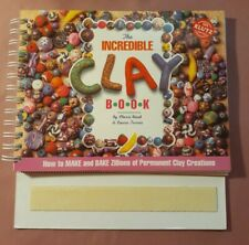 The Incredible Clay Book by Sherri Haab - Clay Pattern Book