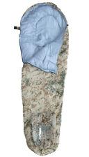 AB Mumienschlafsack Extra Lang 230+30 x 80 cm Schlafsack Campingschlafsack