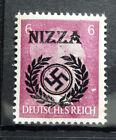 Local Deutsches Reich WWll Propaganda,Private overprint Nizza MNH