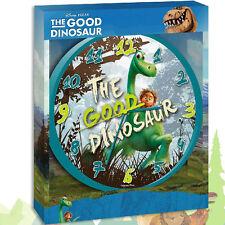 Orologio da Parete Muro Cameretta Bambini Disney The Good Dinosaur Accessori
