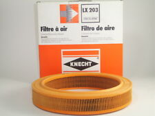 Original Knecht / Mahle Luftfilter LX 203 passend für Opel