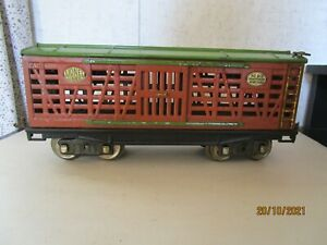 Lionel, Standard Gauge, 213, Cattle Car