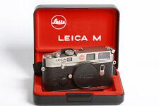 Leica M6 Titan Gehäuse