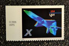 2006USA #4018 $4.05 X Plane - Copyright  Single Priority - Mint NH