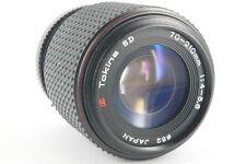 Tokina sd zoom objectif Lens 70-210mm 1:4-5.6 pentax pk-a