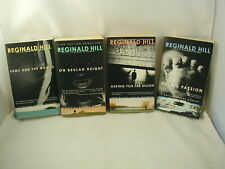 Reginald Hill 4 Dalziel & Pascoe Detective Mysteries BBC Mystery Series