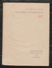 La folie gagne par Pierre Bettencourt.  NRF/Gallimard 1950 EO Métamorphoses 39