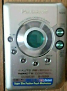 PANASONIC S-XBS - Radio / Cassette Player - Full Working Order - Vgc