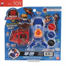 Turning Mecard W PUKIN Blue ver. Pumpkin Transformer Korean Robot Car Toy 2017