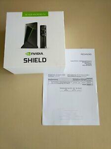 NVIDIA - SHIELD Android TV 4K HDR Streaming Media Player Model: P2897