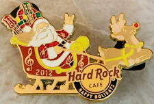 Hard Rock Cafe ONLINE 2012 Christmas Around the World Series PIN - LE 100 #69730
