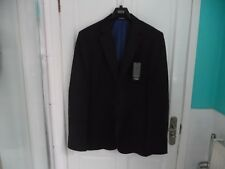 Marks & Spencer Slim Fit Big & Tall Charcoal Jacket - Size 46 Long Brand New (1)
