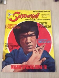 Rivista Samurai Arti Marziali E Cultura Orientale