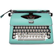 Adler Royal 79101t Classic Manual Typewriter Mint Green