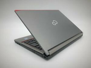 "Fujitsu Lifebook E736 Laptop 13.3"" Intel i7 Gen 6 8GB RAM Webcam DVD WLAN BT"