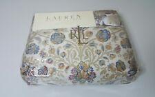 $220 Lauren Ralph Lauren Marakesh Rug One Cal. King Bedskirt