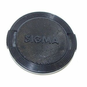 Original Sigma 52mm Lens Front Cap Made in Japan B00939