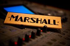 Marshall Plexi Amp Badge