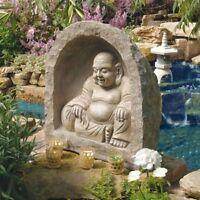 Asian Spiritual Zen Buddha Statue Meditation Spiritual Garden Sculpture