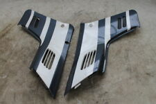 90-96 HONDA CBR1000F CBR 1000F RIGHT LEFT SIDE SEAT PANELS TRIMS COWLS FAIRINGS