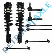 New 8pc Complete Front Suspension Kit Exc. Turbo & Supercharged