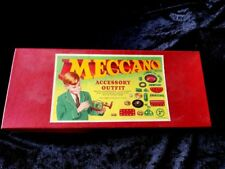 Vintage Meccano Red Box Set Accessory Outfit 2A