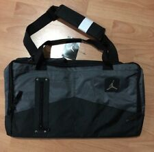 Nike Air Jordan JumpMan Duffle Bag Dark Grey / Black New