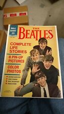 Vintage 1964 DELL GIANT COMIC  BEATLES # 1 RARE