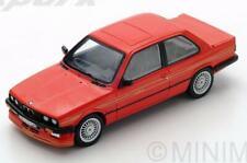 BMW Alpina B6 3.5 E30 1988 Red 1:43 SPARK S2809