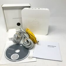 Apple Airport Extreme A1301 Wi-Fi Wireless N Dual Band Router Base Station