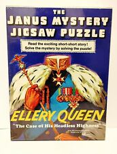 "The Janus Mystery Jigsaw Puzzle ""The Case of His Headless Highness"""