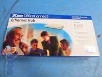 3Com 3C16700A OfficeConnect 8-Port Ethernet Hub