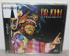 CD DR JOHN - LIVE ULTRASONIC STUDIOS 1973