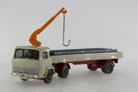 A.S.S WIKING ALT LKW Magirus 100 D7 Baustoffwagen 1971 GK 502/2 CS 713/1 HBL
