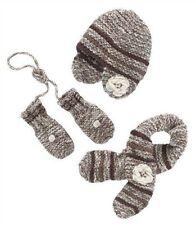 KlitzeKlein Strickset: Mütze, Schal und Handschuhe, 2 Grö�Ÿen zur Auswahl