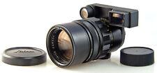 LEICA Leitz ELMARIT - M 135mm f2.8 Telephoto lens + goggles -excellent condition