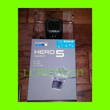 NEW - GoPro HERO5 SESSION 4K Action Camera - BUNDLE w/ 16GB SD Card, Band, Clip