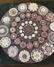 """SEA SHELL SYMMETRY"" Springbok Jigsaw Puzzle 500+ Pcs Vintage Complete CHALLENGE"