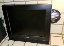 "Toshiba LCD TV / DVD Combination 15"" Screen Monitor 15DLV77B digital tv"