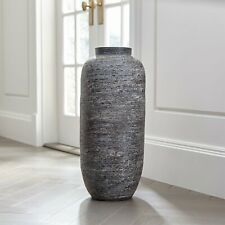 Grey Floor Vase - Modern Design - New Home Decor - Crate and Barrel brands