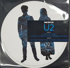 "U2 Lights Of Home picture disc VINYL 12"" NEW RSD 2018"