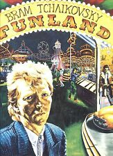 BRAM TCHAIKOVSKY funland HOLLAND 1981 EX LP