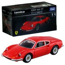 Takara Tomy TOMICA Premium No. 13 Ferrari Dino 246 GT 1:61 MINI Diecast Toy Car