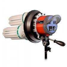 INTERFIT INT482 MONSTAR Three Lamp CAMERA FLASH KIT