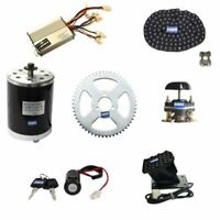 HMParts Elektro Motor Bausatz 36 V 1000 W  Typ 1
